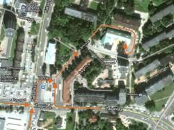 Eskofracht biuro vieta Vilniuje